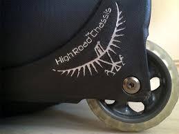 Osprey Wheels