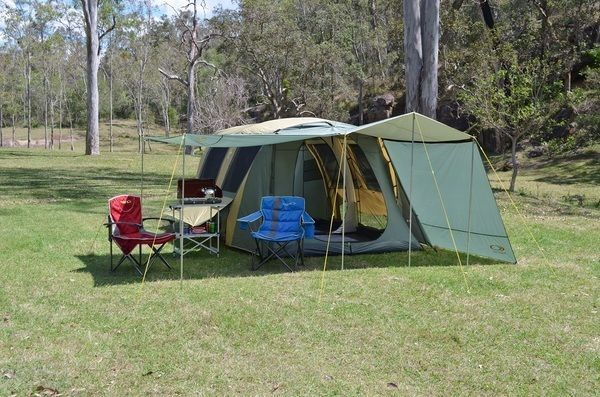 Outdoor Connection Heron & Kellyu0027s Camping and Outdoors has been selling the Outdoor ...